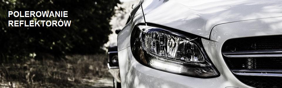 Jak odnowić zmatowione reflektory samochodowe