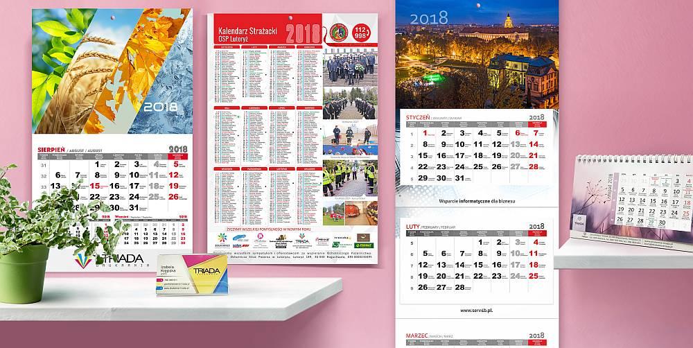 Co wziąć pod uwagę wybierając kalendarze?