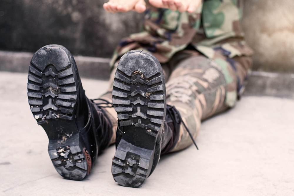 Odzież militarna – dlaczego warto ją nosić?