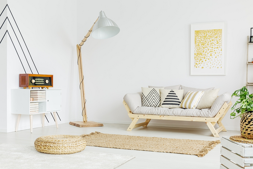 Odpowiednie oświetlenie salonu – jakie lampy są niezbędne?
